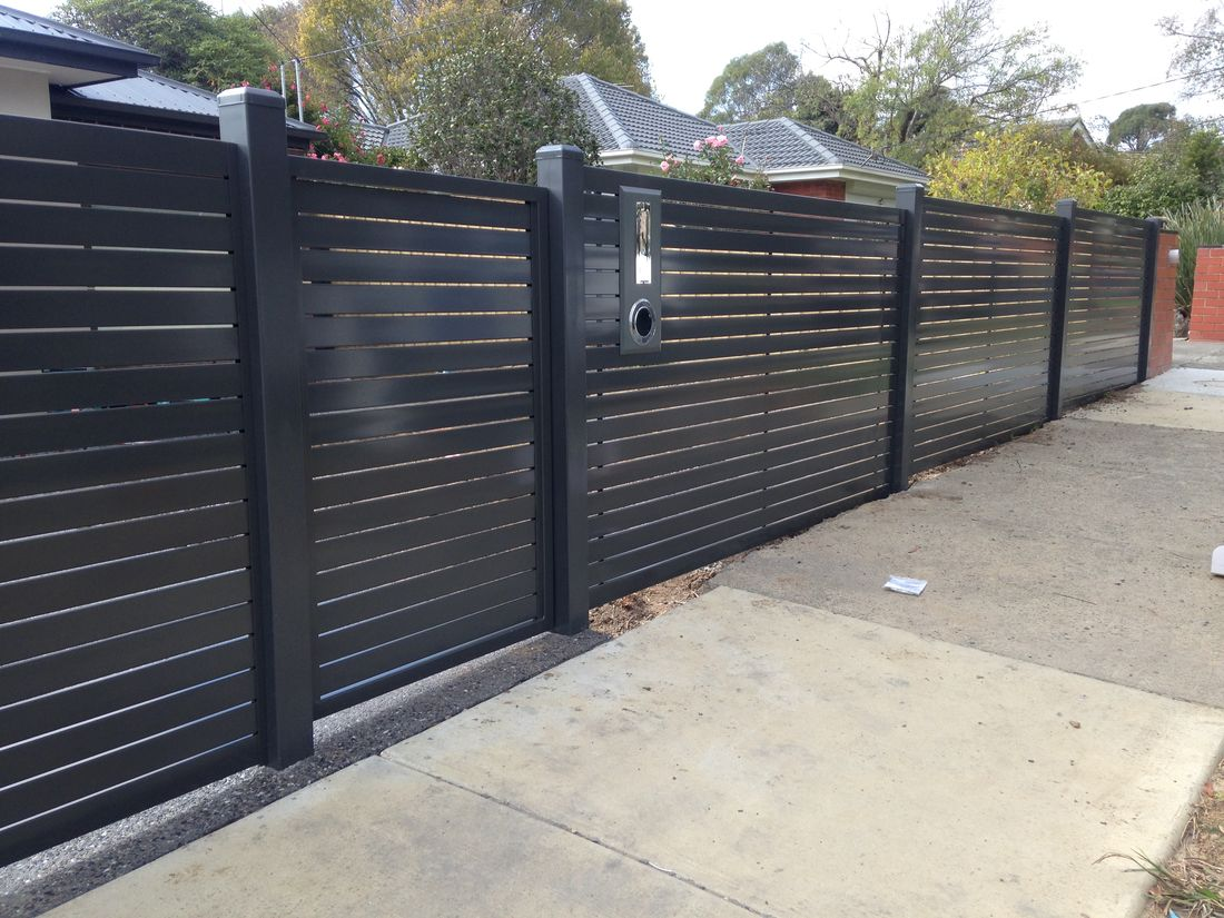 Diy Aluminium Garden Fence